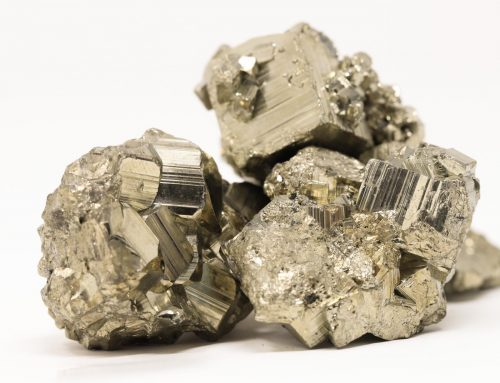 September Crystal of the Month  –  Pyrite